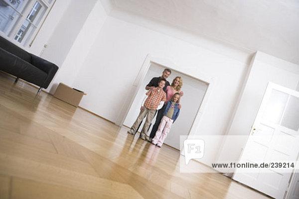 Portrait Eigentumswohnung neues Zuhause