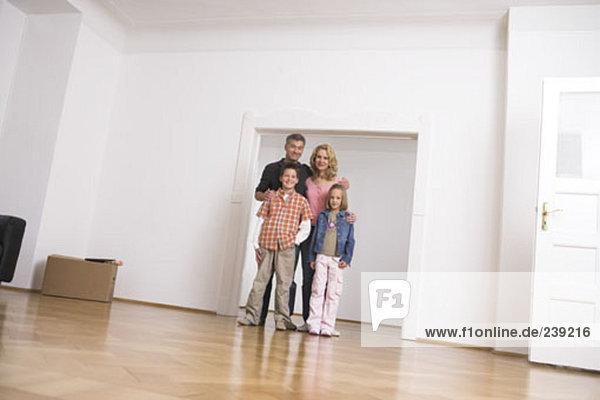 leer Zimmer Menschliche Eltern Umzug umziehen ausziehen einziehen 2