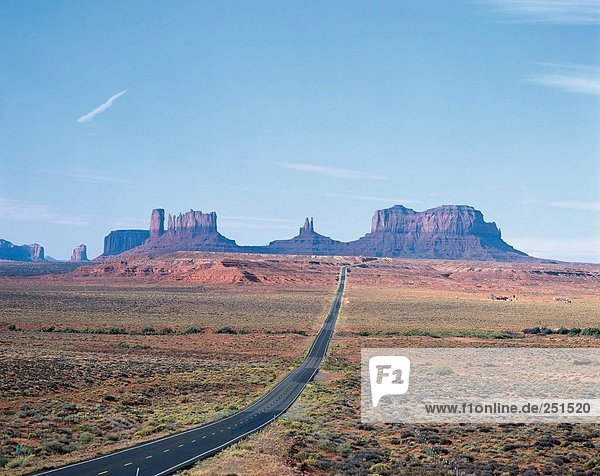 10237729  Arizona  cliff  formations  highway  scenery  monument Valley  USA  America  North America