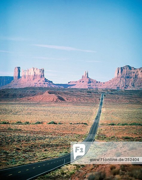 10256563  Arizona  cliff  formations  highway  scenery  monument Valley  USA  America  North America