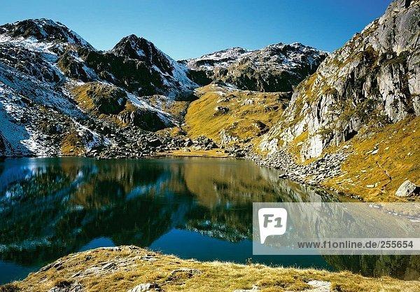 10814623,Alpen,Bergsee,Gewässer,Kanton Graubünden