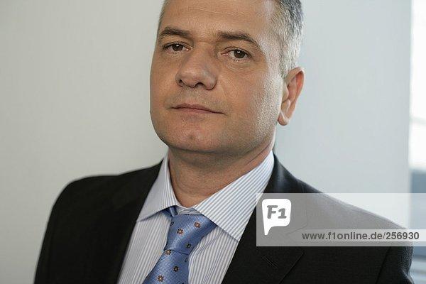 Porträt eines Geschäftsmannes  fully_released