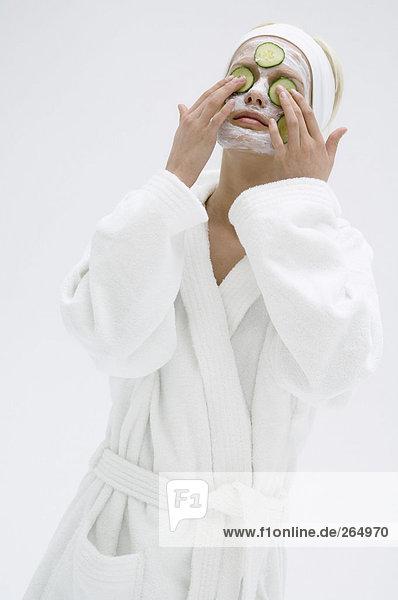 Gesichtspflege für Frauen
