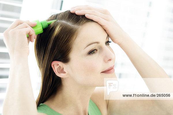 Haarpflege für Frauen