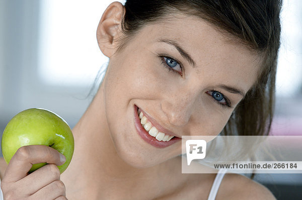 Frau und Ernährung