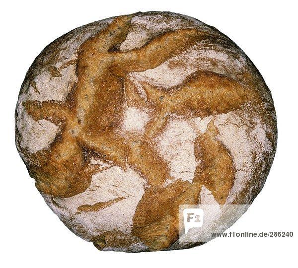 Laib Brot  Nahaufnahme