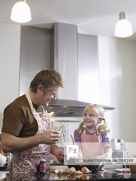 Elternschaft / ungeselligen Dad