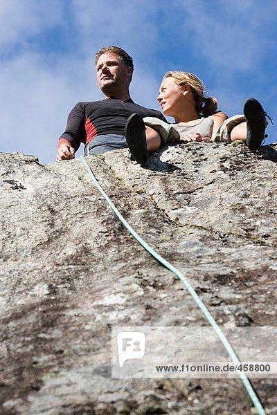 Kletterpaar