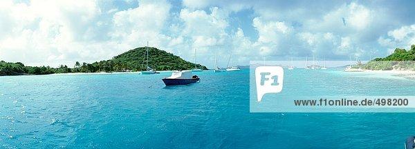 Westindien  Grenadinen  Tobago Cays