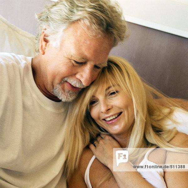 Mann und Frau  Porträt