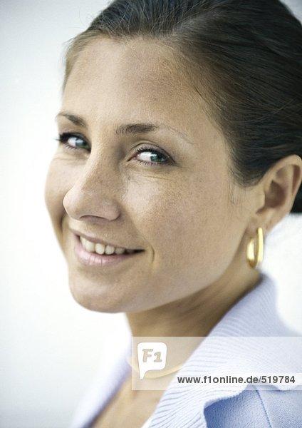 Frau  Porträt