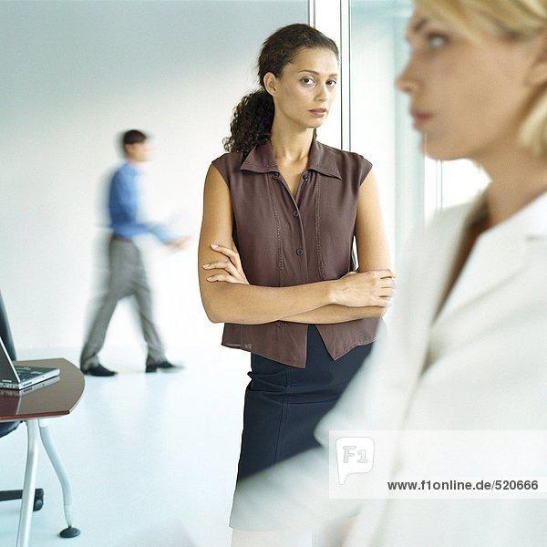 Geschäftsleute im Arbeitsbereich