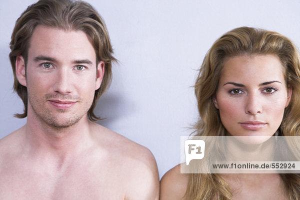Headshot jungen Paares