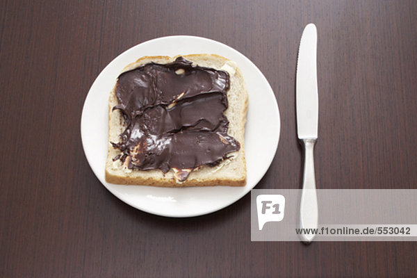 Stilleben still stills Stillleben Lifestyle Sandwich Tisch Brotaufstrich