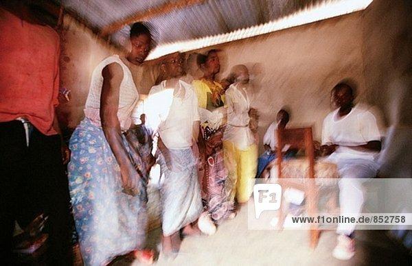 Mandimba. Mosambik
