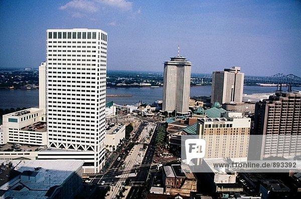 Canal Street. New Orleans. Louisiana. USA.