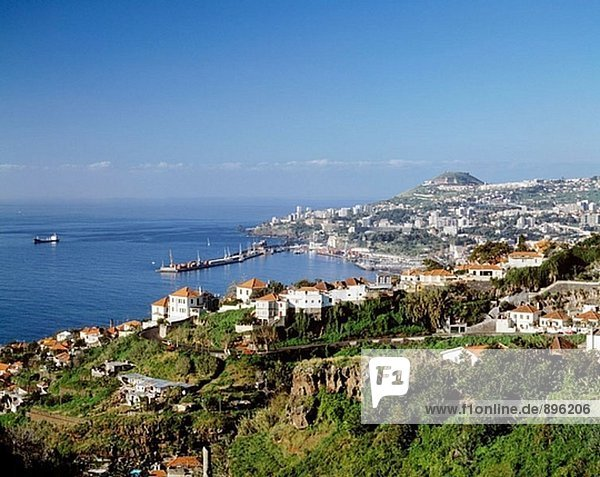 Funchal. Insel Madeira. Portugal