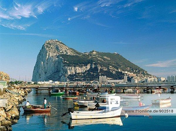 Gibraltar. GROßBRITANNIEN