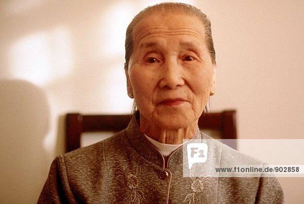Chinesisch Großmutter