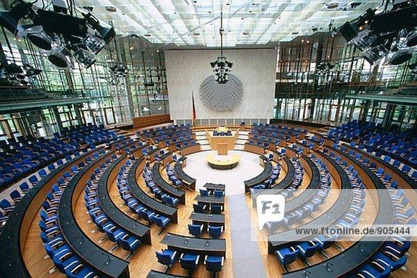 Bundeshaus. Bonn. Deutschland Bundeshaus. Bonn. Deutschland