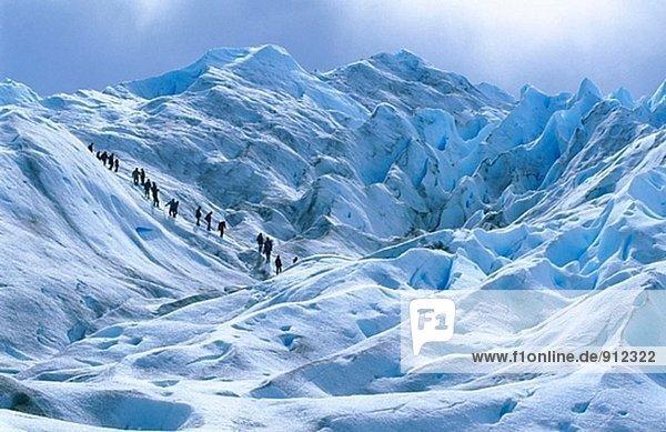 Perito Moreno Gletscher. Los Glaciares NP. Patagonien. Argentinien Perito Moreno Gletscher. Los Glaciares NP. Patagonien. Argentinien