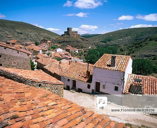 Magaña. Soria province. Spain