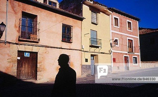 Gebäude Stadt alt Spanien