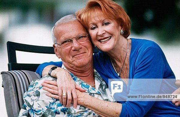 älteres Paar (70´s)
