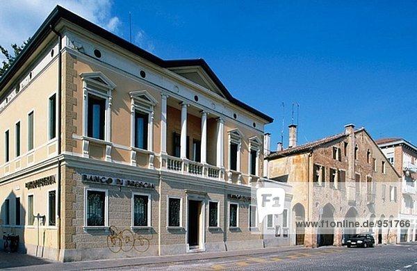 Treviso´s Altstadt. Veneto  Italien
