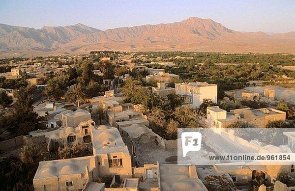 Gesamtansicht von Kaschan. Esfahan Provinz. Iran