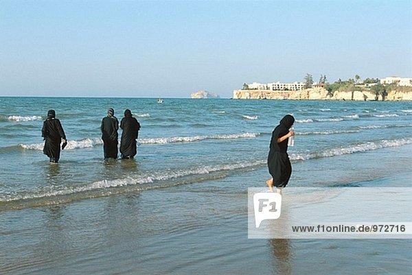 Shatti Al Qurm Strand. Ruwi. Muscat. Oman