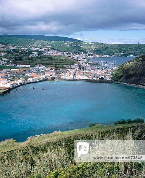 Insel Azoren Portugal