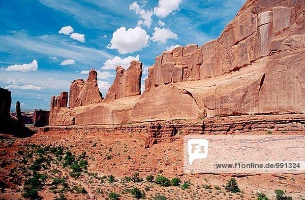 Arches Nationalpark. Utah  USA