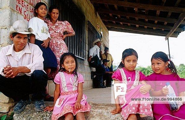 LCA-Indianer. La Campa. Honduras.