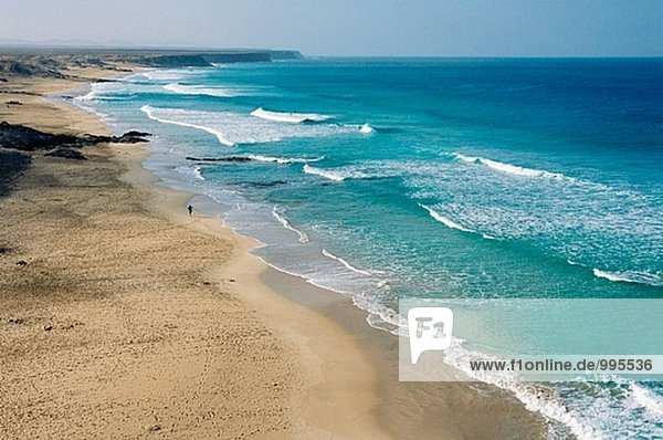 El Cotillo. Fuerteventura. Kanarischen Inseln. Spanien.