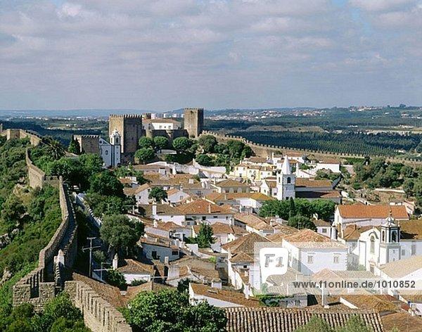 Óbidos. Portugal
