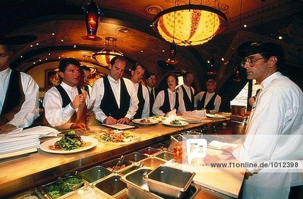 Farallone Inn Restaurant  San Francisco. Kalifornien  USA