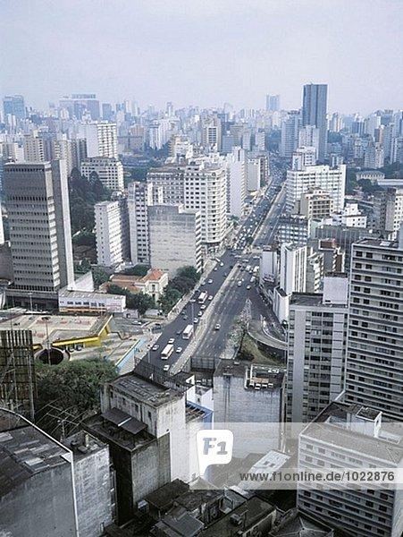 Sao Paulo. Brazilien