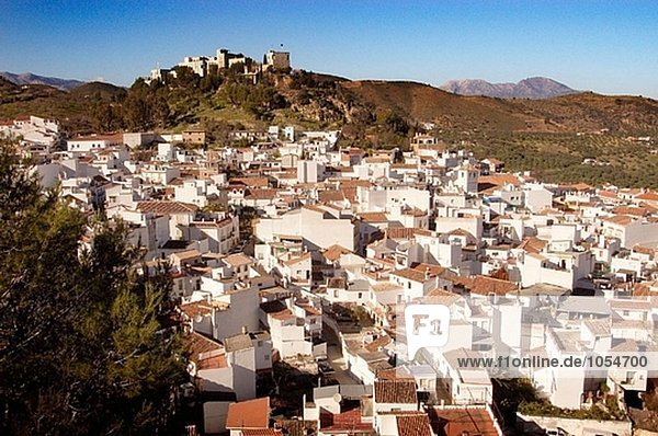 Casares Spanien