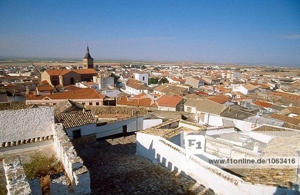Campo de Criptana. Provinz Ciudad Real  Spanien