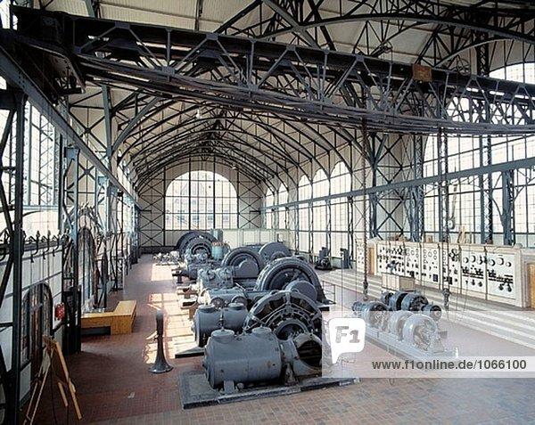 Deutschland: Dortmund-Boevinghausen  Ruhrgebiet  Nordrhein-Westfalen  Industrie Museum (ehemaligen Zeche Zollern II/IV)  Jugendstil
