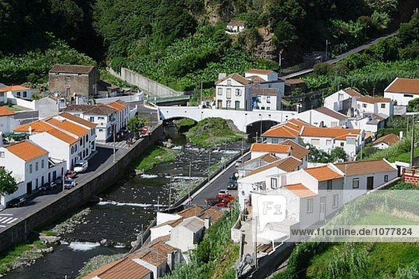 Azoren Portugal Sao Miguel