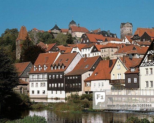 Altstadt Bayern Deutschland