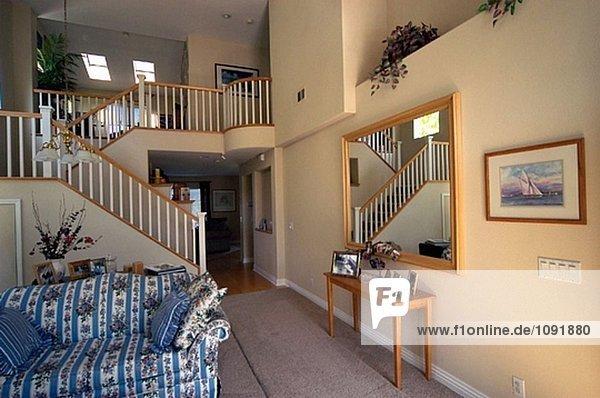 Innenarchitektur Innenaufnahme einer Wohnung
