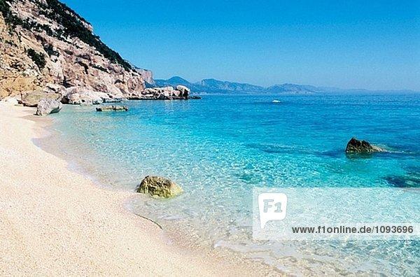 Nationalpark Gennargentu - Orosei Golf - Cala Mariolu - Sardinien - Italien