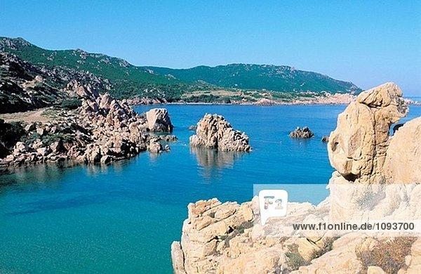 Costa Paradiso - Sardinien - Italien