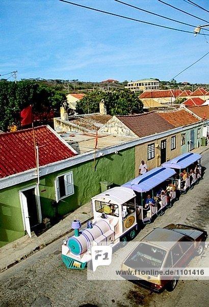 Tourist Niederlande Antillen Willemstad