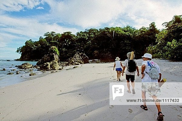 Manuel Antonio Nationalpark  Pazifik-Küste. Costa Rica