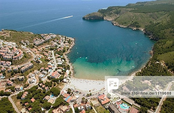Costa Brava Spanien