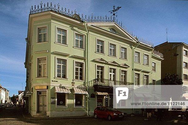Tallinn Hauptstadt Stadt Estland alt